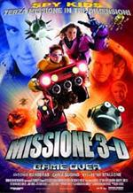 Missione 3-D Game Over