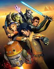Star Wars Rebels TV Movie: La scintilla della ribellione