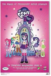 My Little Pony - Equestria Girls
