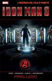 Iron Man 3. Preludio