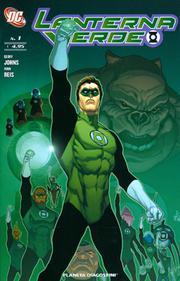 Lanterna Verde: Origine Segreta
