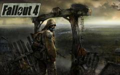 Fallout 4,  la gestione del personaggio