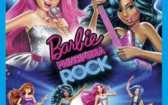 Barbie Principessa Rock al cinema oggi e domani