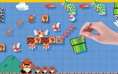 Super Mario Maker per Wii U supera il milione di copie vendute