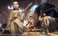 Disney Infinity 3.0, il Play Set di Star Wars: Il Risveglio della Forza