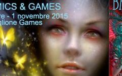 Paolo Barbieri torna a Lucca Comics and Games!