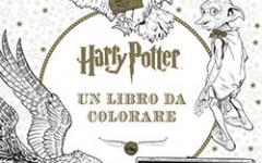 Harry Potter e Il trono di spade: i libri da colorare