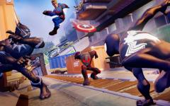 Disney Infinity 3.0 presenta il play set Marvel Battlegrounds