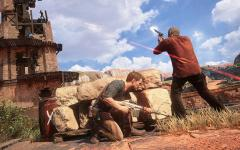 Uncharted 4, nuovo gameplay