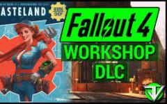 Fallout 4: disponibile Wasteland Workshop