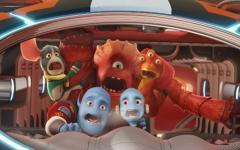 Fuga dal pianeta Terra da oggi nei nostri cinema!
