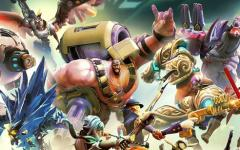 Battleborn Open Beta: l'infografica