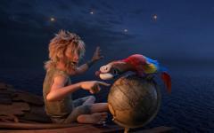 Tutti al cinema, arriva Robinson Crusoe!