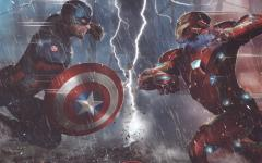 Captain America: Civil War – Preludio