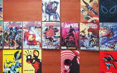 Il nuovo Universo Marvel a fumetti!