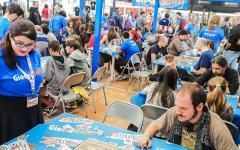 GiochiAMO Uniti a Lucca, tornei per tutti i gusti