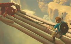 Nintendo presenta all'E3 The Legend of Zelda: Breath of the Wild e altro ancora!