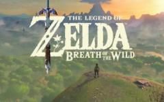 The Legend of Zelda: Breath of the Wild è gioco dell'anno