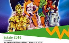 Torna Star Wars: A Musical Journey all'Auditorium di Milano