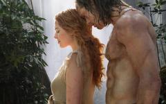 Una valanga di nuove foto da The Legend of Tarzan