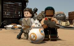 LEGO Star Wars: Il risveglio della Forza  è finalmente disponibile
