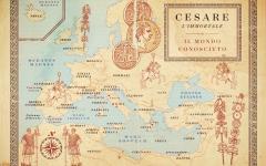Cesare l'Immortale – Oltre i confini del mondo
