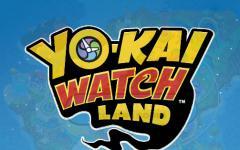 È arrivato Yo-Kai Watch Land