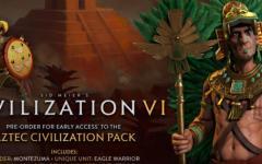 Civilization VI: gli Aztechi