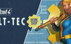 È uscito Fallout 4: Vault-Tec Workshop