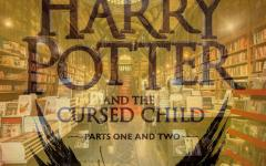 La libreria di Hogwarts a Porto aperta di notte per Harry Potter and the Cursed Child