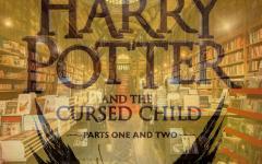 La libreria di Hogwarts a Porto aperta di notte per Harry Potter and the Cursed Child