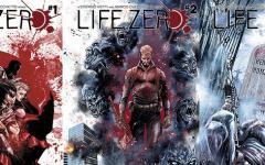 Life Zero: il progetto distopico di Stefano Vietti e Marco Checchetto