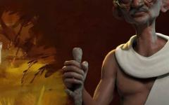 Civilization VI – Il Mahatma Gandhi guiderà l'India