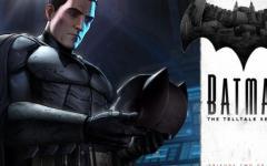 Batman – The Telltale Series Episode 2: Children of Arkham