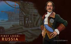 Civilization VI: Pietro il Grande guiderà la Russia