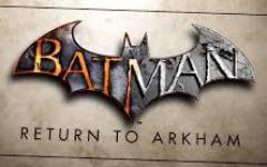 Disponibile BATMAN: Return to Arkham