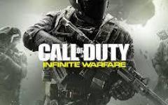 Call of Duty: Infinite Warfare e Lewis Hamilton