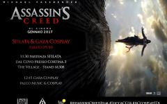 Assassin's Creed a Lucca Comics & Games