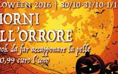 I giorni della paura (e degli sconti): l'offerta di Halloween
