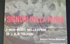 Signori della paura: i non-morti nelle opere di J.R.R. Tolkien a Lucca Comics and Games