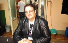 A scuola di scrittura con Brandon Sanderson