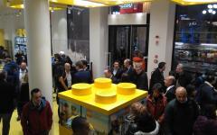 Benvenuti al nuovo LEGO Store di Milano