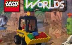 LEGO Worlds arriverà a febbraio 2017