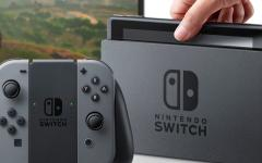 Nintendo Switch, la line-up dei giochi
