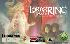Per un mese Lords for the Ring al Wow Spazio Fumetto di Milano