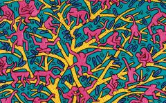 Keith Haring a Milano