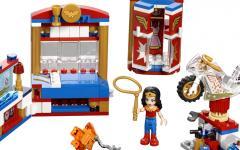 Sono arrivate le LEGO DC Super Hero Girls!