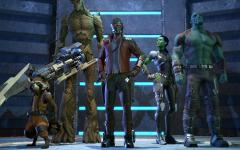 Le prime immagini di Marvel's Guardians of the Galaxy: The Telltale Series