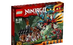 I nuovi playset LEGO Ninjago