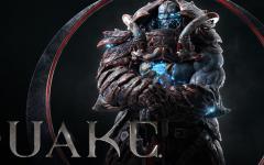 Quake Champions: trailer e profilo del campione Scalebearer